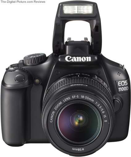 Canon EOS Rebel T3 / 1100D Top