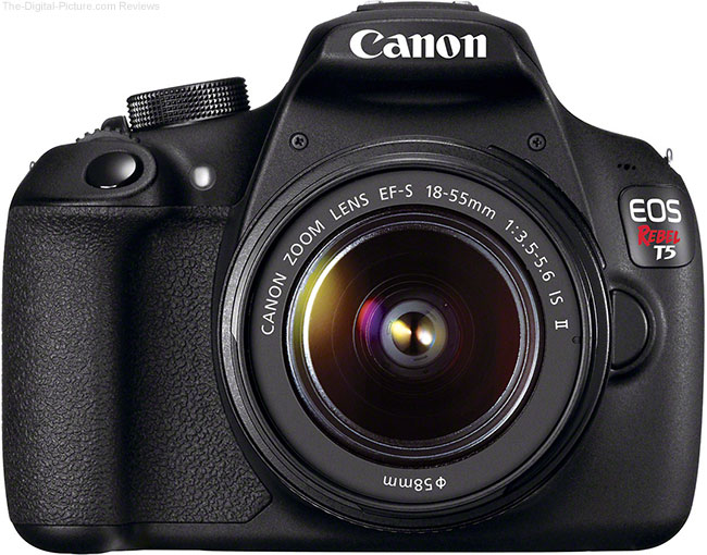Canon EOS Rebel T5 Firmware Update v1.0.1