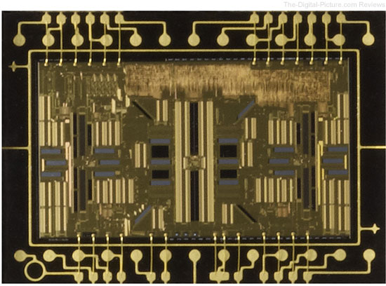 Rebel T5i AF Sensor
