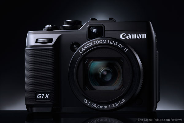 Canon PowerShot G1 X Product Images