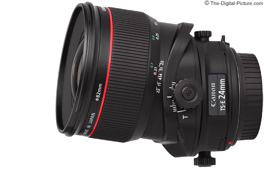 Canon TS-E 24mm f/3.5L II Tilt-Shift Lens Tested on 5Ds R