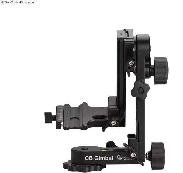 Custom Brackets CB Gimbal Comparison