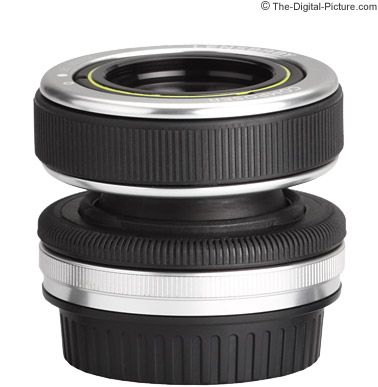 Lensbaby Composer Product Images