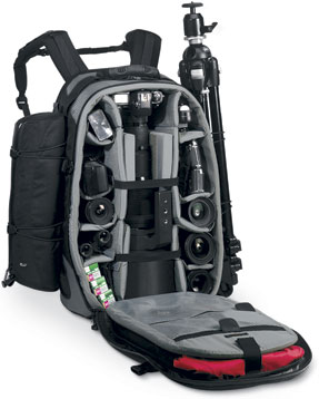 Lowepro Pro Trekker II AW Camera Backpack Review