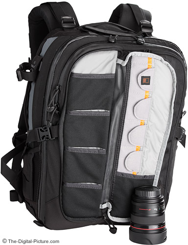 Lowepro Vertex 200 AW Camera Backpack - View A