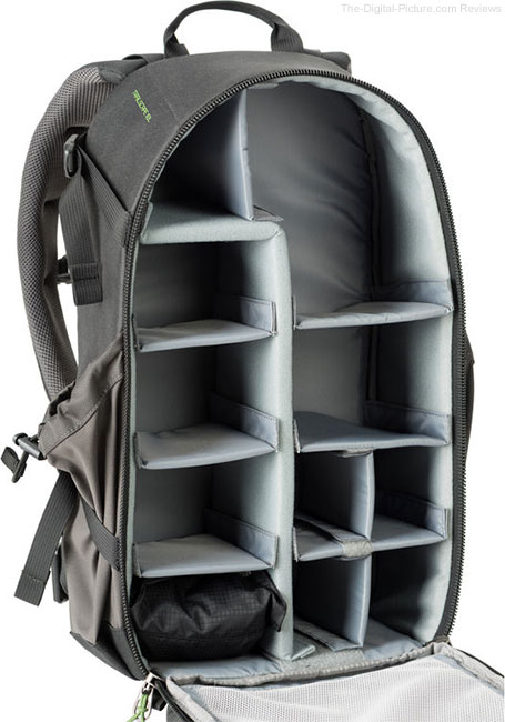 MindShift Gear Trailscape 18L Inside