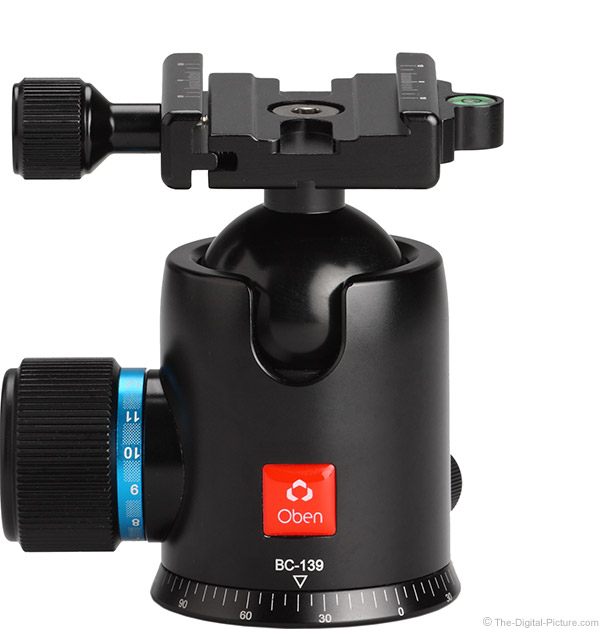 Oben BC-139 Ball Head