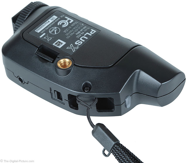 PocketWizard PlusX Transceiver Back