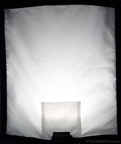 ExpoImaging Rogue Soft Box Light Coverage Test