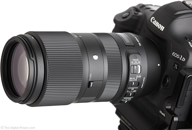 Just Posted: Sigma 100-400mm f/5-6.3 DG OS HSM Contemporary Lens Review