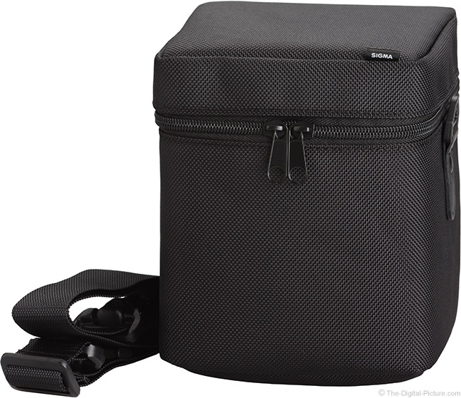 Sigma 12-24mm f/4 DG HSM Art Lens Case