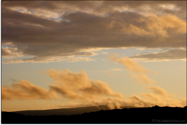 Sigma 135mm f/1.8 DG HSM Art Lens Landscape Sample Picture