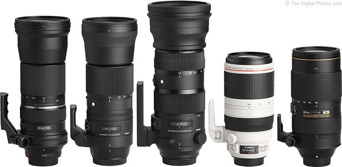 Sigma 150-600mm Lens Comparison