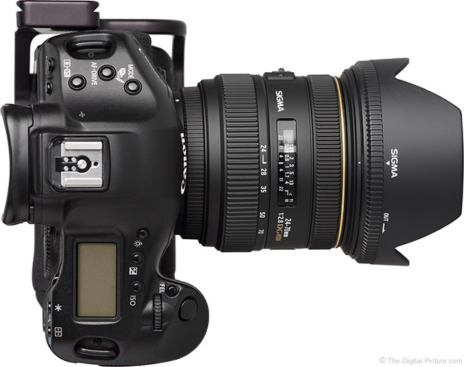 Just Posted: Sigma 24-70mm f/2.8 EX DG HSM Lens Review