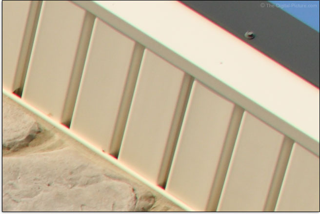 Sigma 50-100mm f/1.8 DC HSM Art Lens CA Example