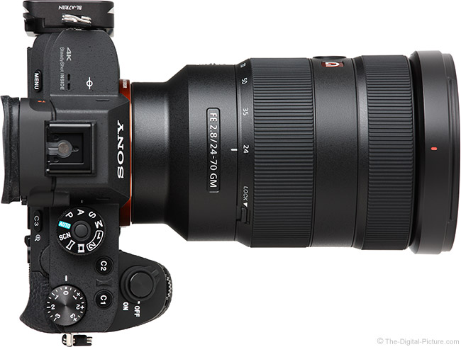 Just Posted: Sony FE 24-70mm f/2.8 GM Lens Review