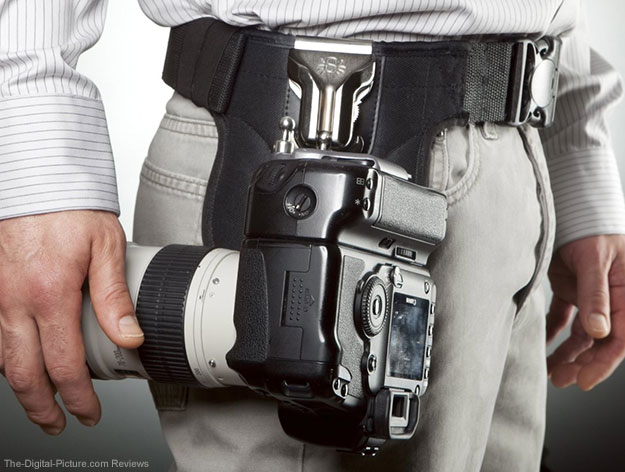 Spider Camera Holster with Camera