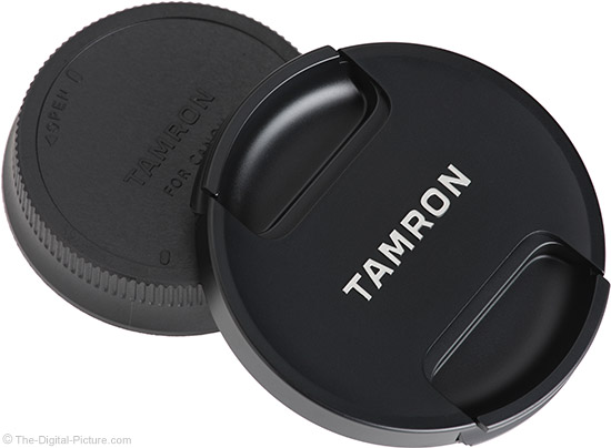 Tamron 10-24mm f/3.5-4.5 Di II VC HLD Lens Cap