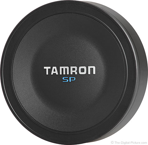 Tamron 15-30mm f/2.8 VC Lens Cap