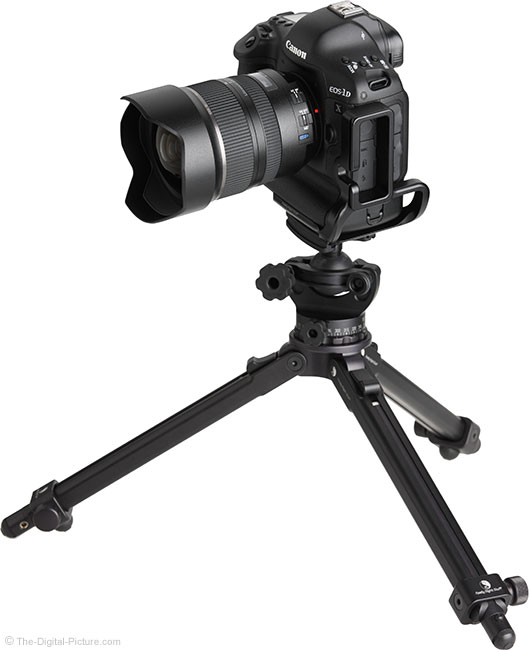 Tamron 15-30mm f/2.8 VC Lens on Tripod