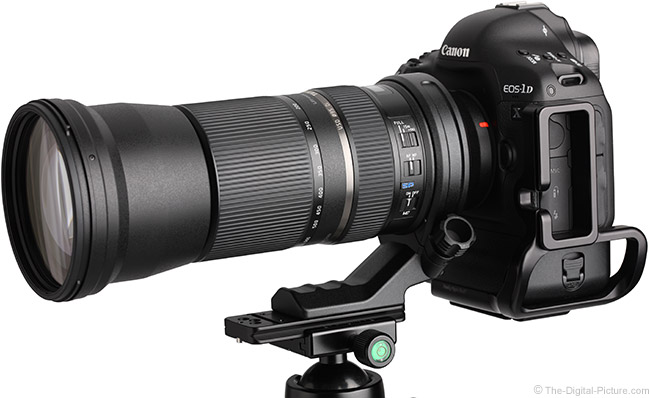 Tamron 150-600mm VC Lens