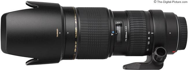 Tamron 70-200mm f/2.8 Di Macro Lens Product Image