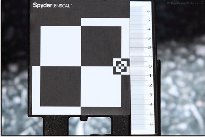Tamron 70-200mm f/2.8 Di VC USD G2 Lens Focus Shift Example