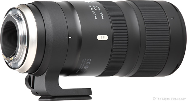 Tamron 70-200mm f/2.8 Di VC USD G2 Lens Mount