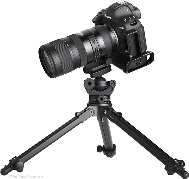 Tamron 70-200mm f/2.8 Di VC USD G2 Lens on Tripod