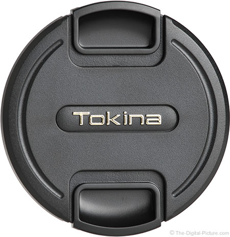 Tokina 14-20mm f/2 AT-X Pro DX Lens Cap