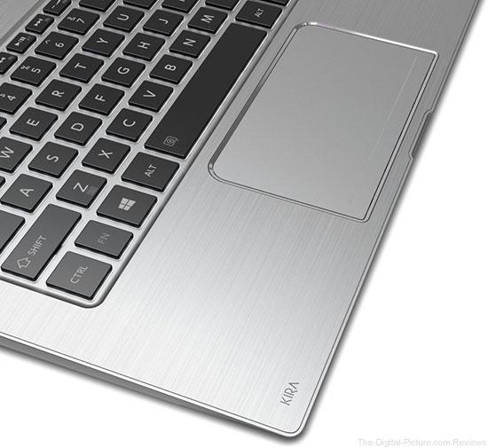 Toshiba KIRAbook 13 Keyboard