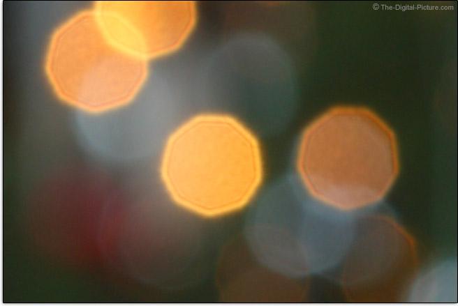 Zeiss 50mm f/2.0 Makro-Planar T* ZE Lens Bokeh