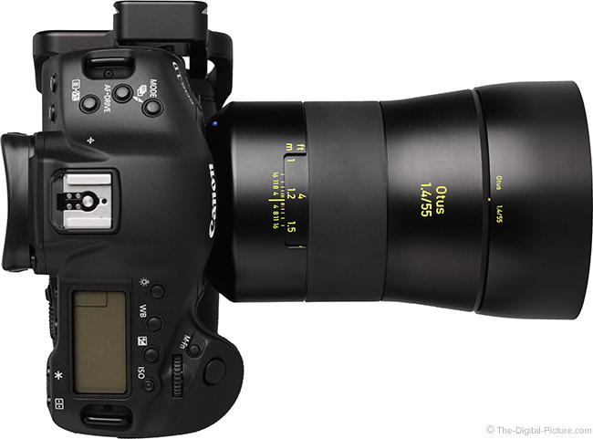 Just Posted: Zeiss Otus 55mm f/1.4 Distagon T* Lens Review