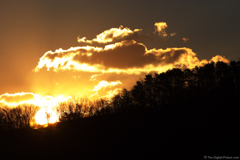Brilliant Sunrise Picture