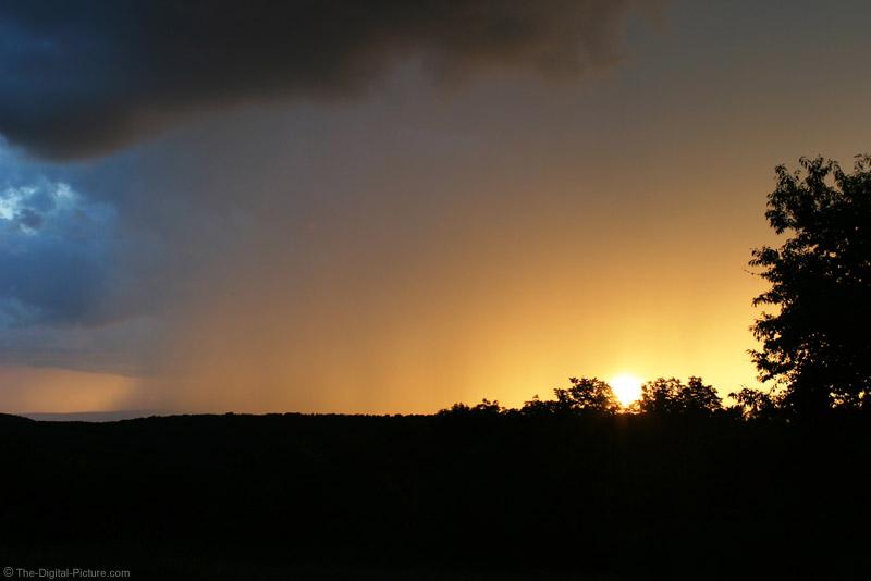 Rain Storm Picture