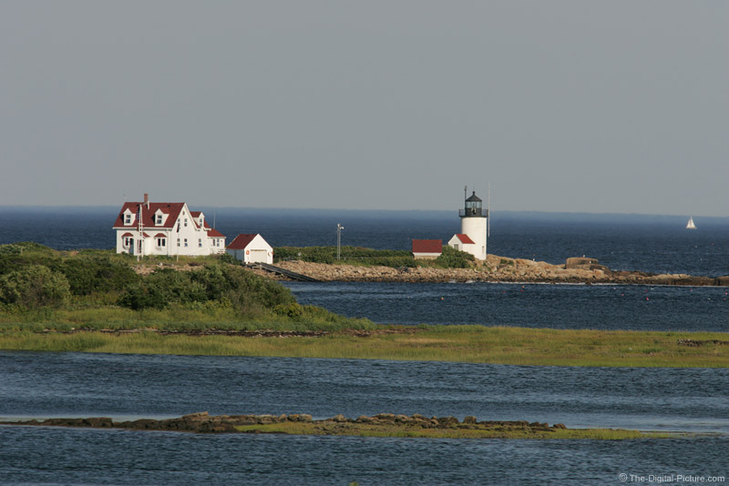 Goat Island Lighthouse, Cape Porpoise, ME Picture