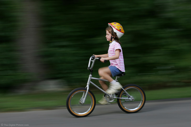 Bicycle Riding Picture
