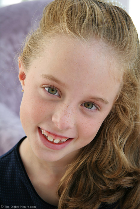 Young Lady Portrait 2