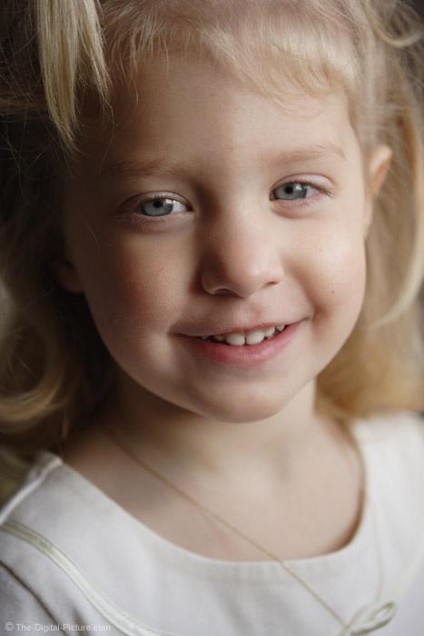 A Portrait With a Smile
