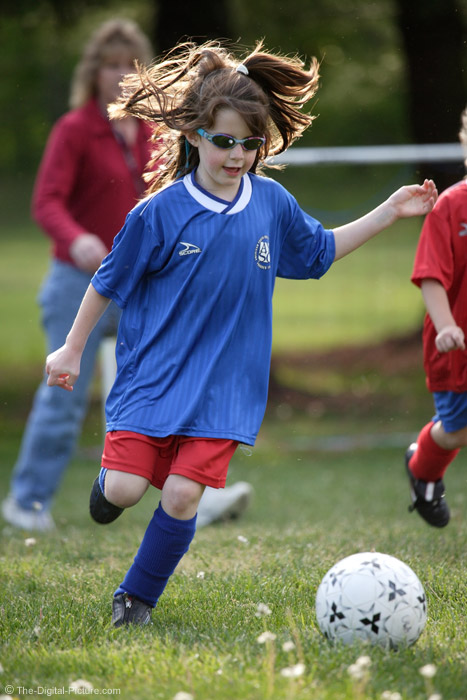 Youth Soccer Picture