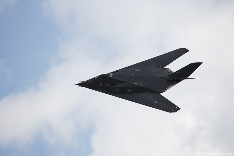 F-117A Stealth Fighter Picture