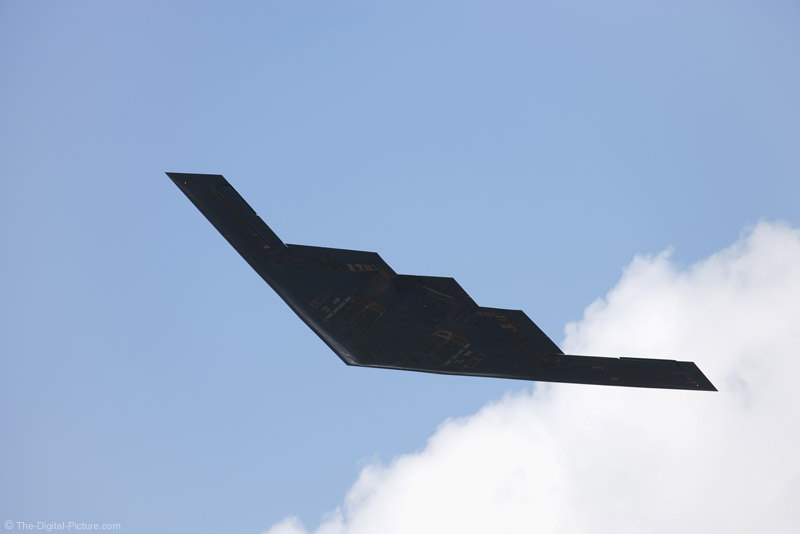 B-2 Spirit Stealth Bomber Picture