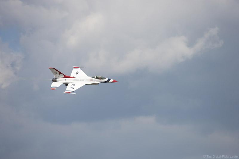 F-16C Thunderbird Picture