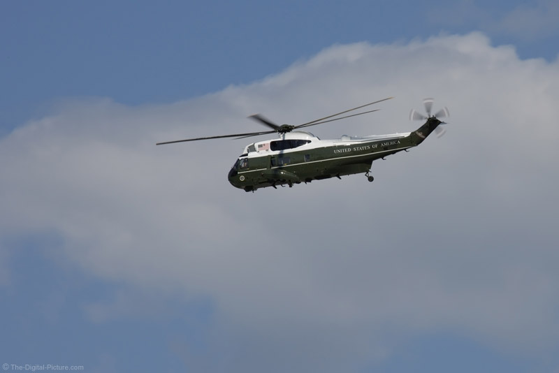 Presidential Helicopter