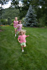 Three Girls Running Picture