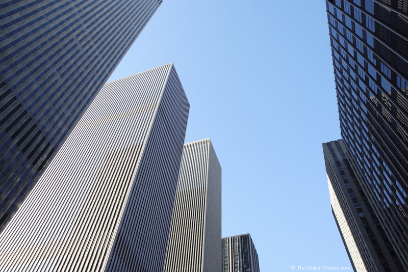 New York City Skyscrapers Picture