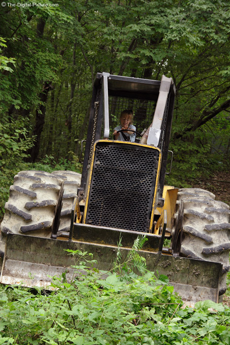 Log Skidder Picture