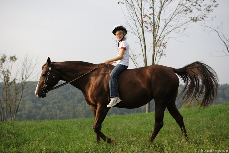 Riding Bareback Picture