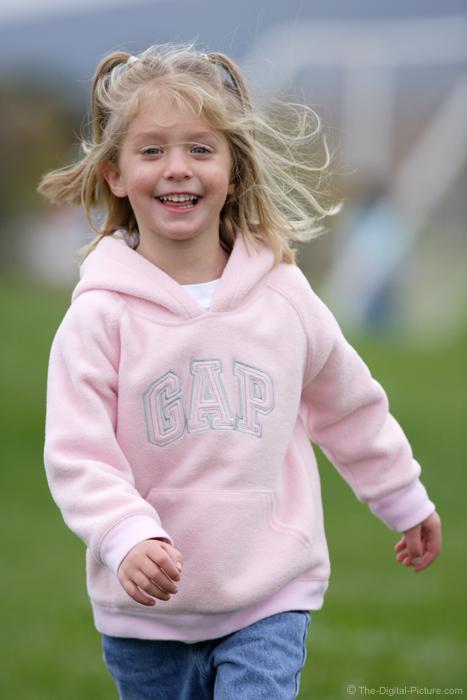 Little Girl Running 5