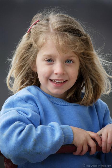 Pretty Little Girl Picture